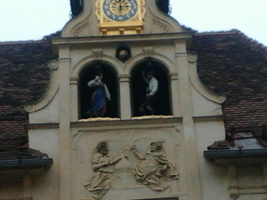 JUFA Hotel Graz City: Glockenspielplatz