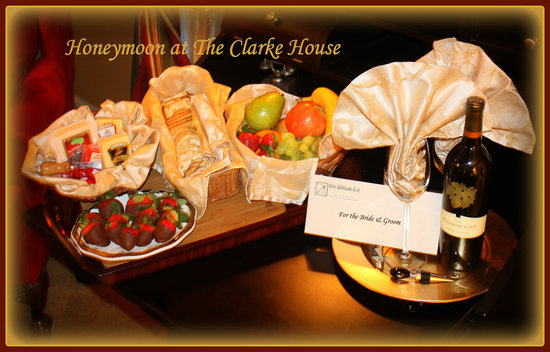 The Clarke House Bed & Breakfast: For You!