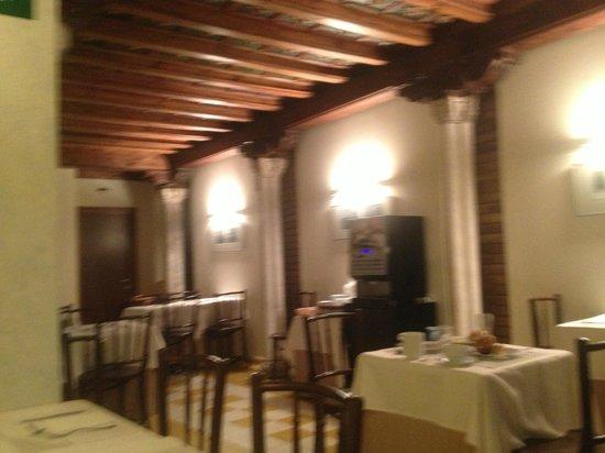 Hotel Murillo: BUFFET