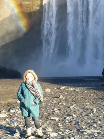 Gateway to Iceland:                   South Shore tour