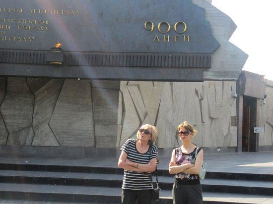 Tzar Travel - Natalya German-Tsarkova:                   Siege Museum dedicated to defenders of Leningrad