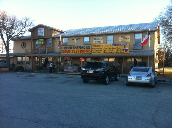 Gordon, TX: A Western Hotel with Southern Hospitality