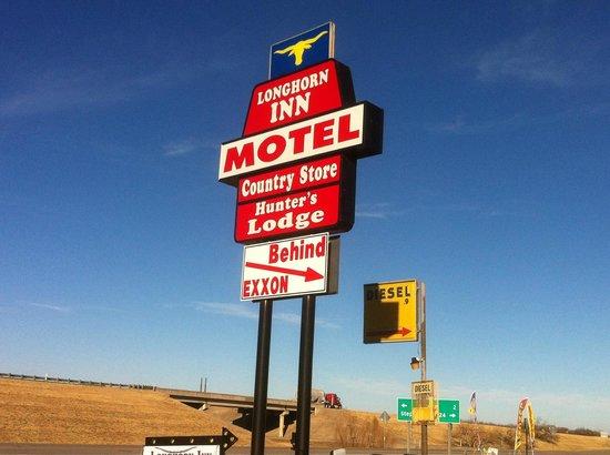 Gordon TX Exit 370 SW corner of I-20 & State Hwy 108