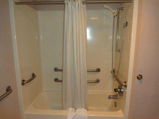 Nation's Inn: Bathroom