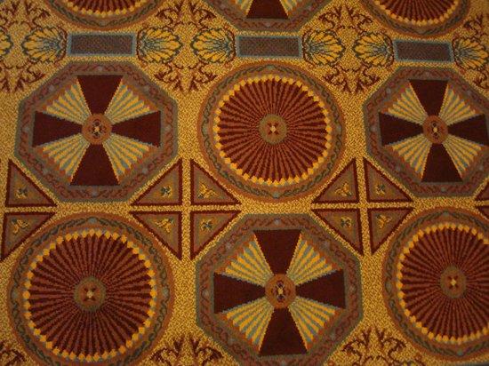 Art Deco Hotel Imperial:                   Chão da área externa do apartamento