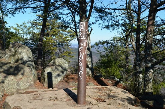 Crowders Mountain State Park: Airmail Beacon Base