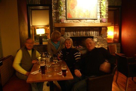 Brook Lane Hotel:                   Great dining atmosphere!