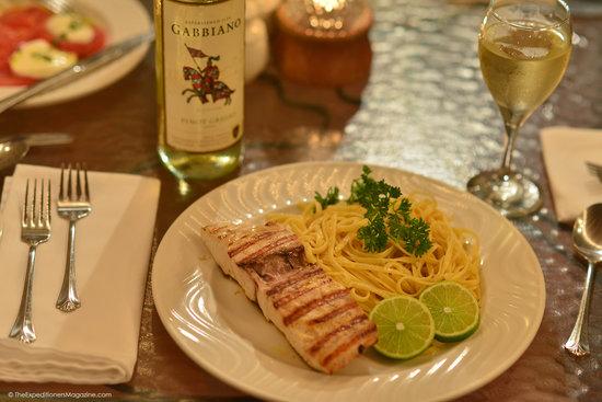 Baci Ristorante: Dinner at Baci