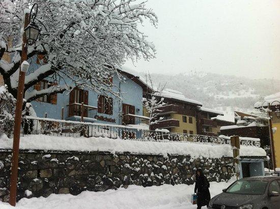 Chillchalet : Chill Chalet in winter