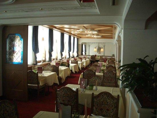 Crystal Sportiv: Sportiv dining room