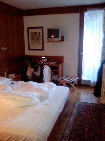 Hotel Cristiania:                   pokój 206