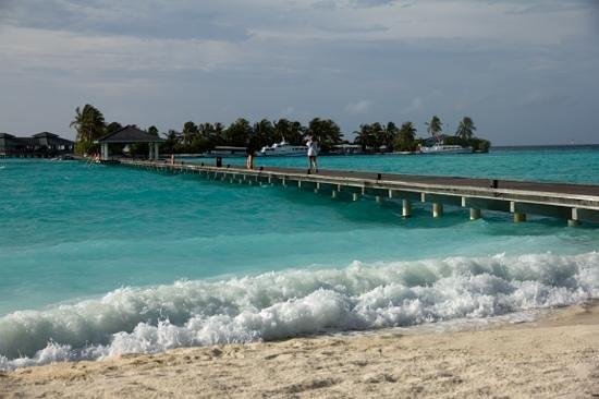 Sun Island Resort and Spa: Steg