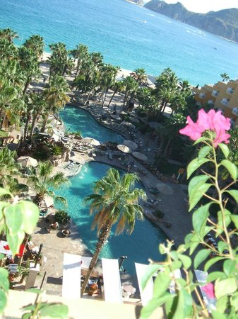 Villa del Palmar Beach Resort & Spa Los Cabos:                   View of pools from room
