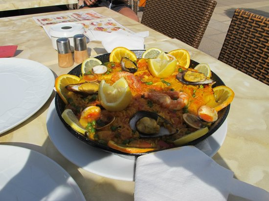 Veneto:                   The best Paella