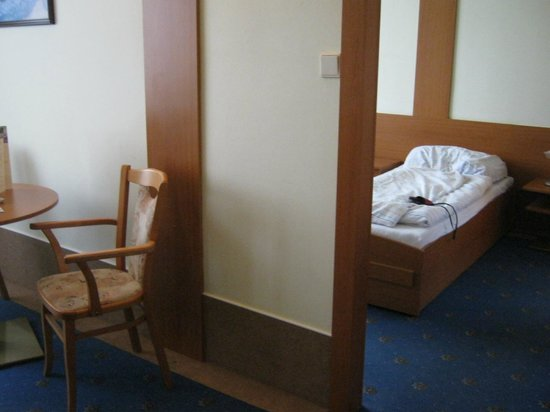 TOP HOTEL Praha: room 700