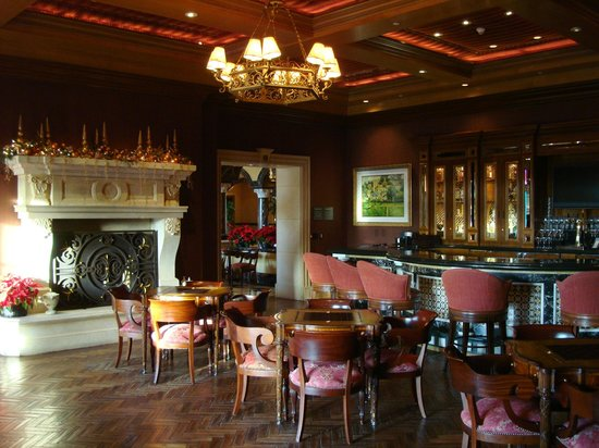 Fairmont Grand Del Mar: Hotel bar