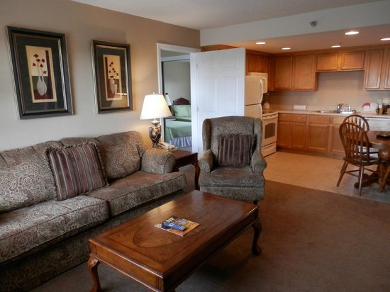 Foxborough Resort: 2 Room Condo