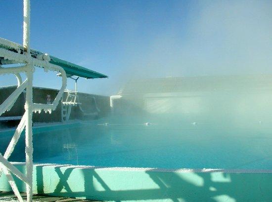 Sand Dunes Recreation Hot Springs Pool :                   Sand Dunes Pool