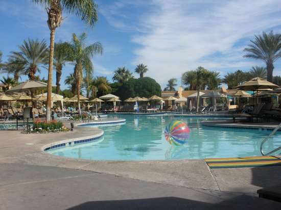Westin Mission Hills Golf Resort & Spa: Main pool