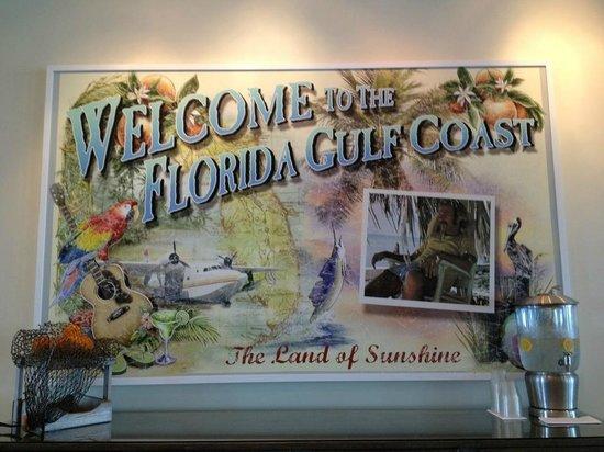 Margaritaville Beach Hotel :                   Lobby