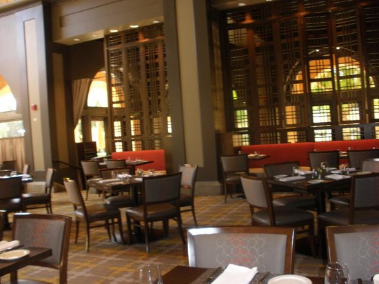 The Westin Mission Hills Golf Resort & Spa: Pinzimini Restaurant