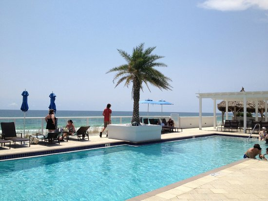 Margaritaville Beach Hotel:                   Hotel Pool