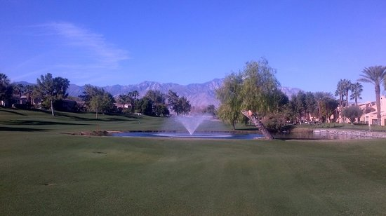 Westin Mission Hills Golf Resort & Spa: Pete Dye Course