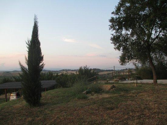 Casa Garuda: view