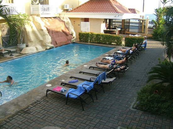 Alamar Aparthotel:                   Relaxation at its best!