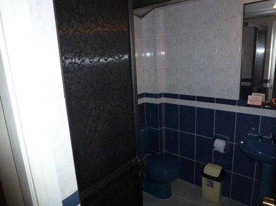 Hotel Cordillera Real :                   Baño