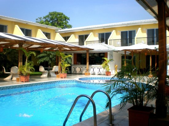 Hotel Costa Azul County Beach Pool Area