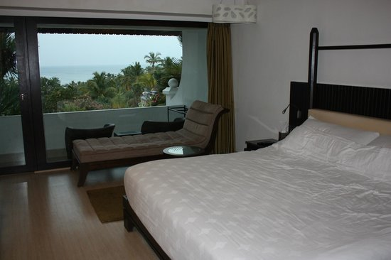 The Gateway Hotel Janardhanapuram Varkala:                   The room