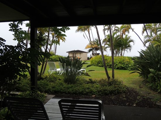 Royal Lahaina Resort:                   Our Lanai