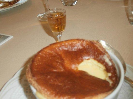 Restaurant B. Collon -  Auberge de Letraz: Souffle
