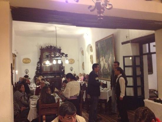 Hacienda Pinsaqui : elegante