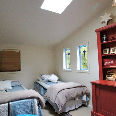 West Wind: Twin bedroom