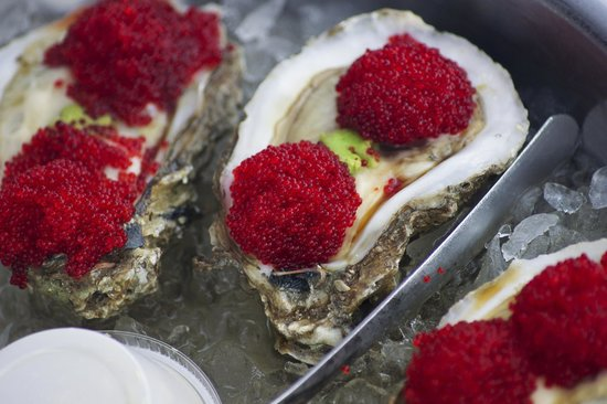 Boss Oyster:                   Japanoise Oysters