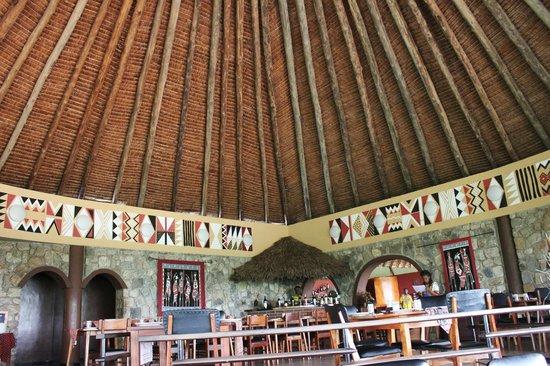 Tarangire Safari Lodge: Dining Room