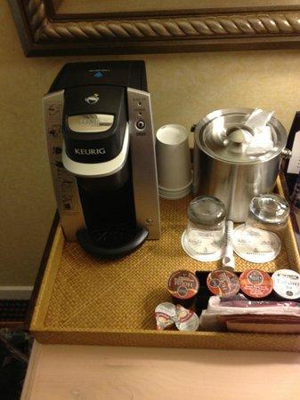 Waterfront Hotel, a Joie de Vivre hotel: Coffee