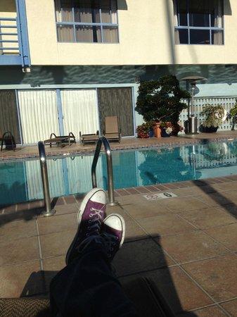 Waterfront Hotel, a Joie de Vivre hotel: Pool