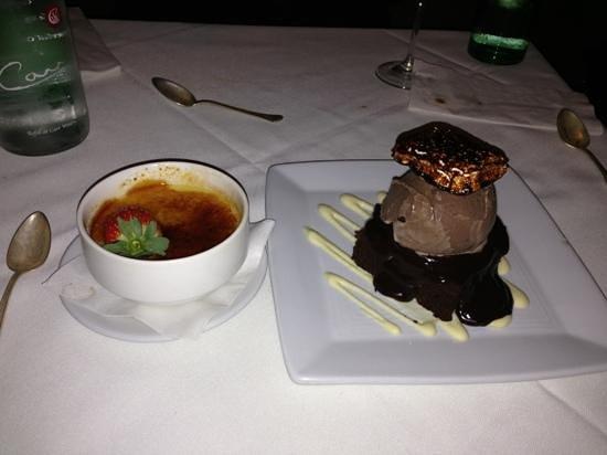 Succulent Cafe :                                     desserts