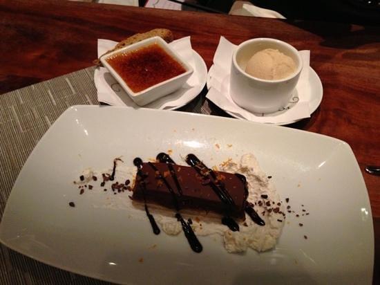 Root 246: desserts