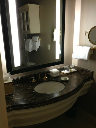 Carlton Hotel, Autograph Collection: bathroom vanity