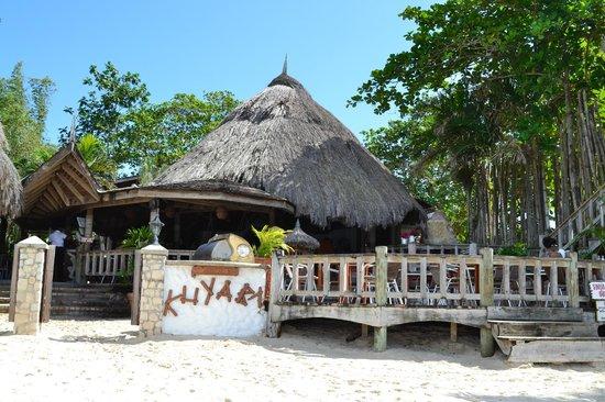 Kuyaba Hotel & Restaurant - Negril:                   Beach front of hotel