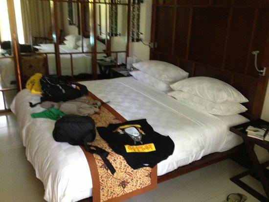 Padma Resort Legian:                   Room