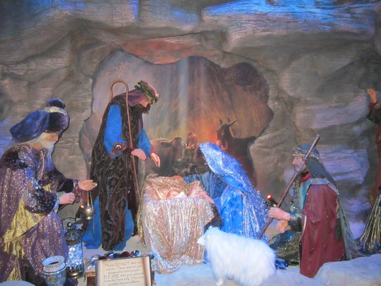 Holy Land Experience: Wax replica