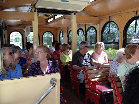 S.D. Spady Cultural Heritage Museum: Riders of all ages and backgrounds love to learn about the history of Delray Beach aboard a trol