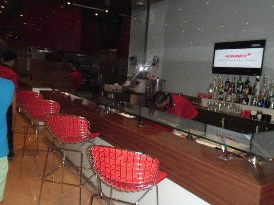 Ibis Bandung Trans Studio:                   Oopen Bar