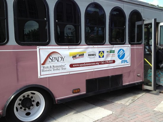 S.D. Spady Cultural Heritage Museum : The Ride and Remember Trolley Tour takes place every month.