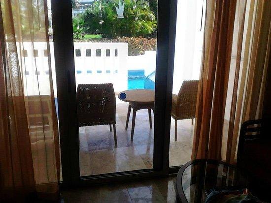 Grand Riviera Princess All Suites Resort & Spa:                   Sólo necesitas abrir tu ventana para encontrarte con esto